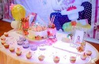 Tiệc sinh nhật – Thôi nôi
